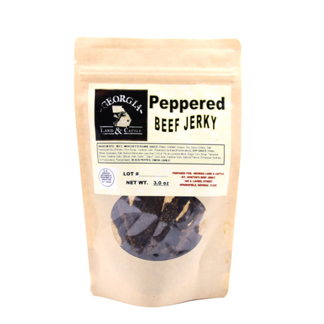GL&C - Premium Beef Jerky - A Southern Lifestyle Co.