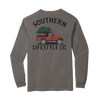 Holiday Cruisin - LS Tee - A Southern Lifestyle Co.