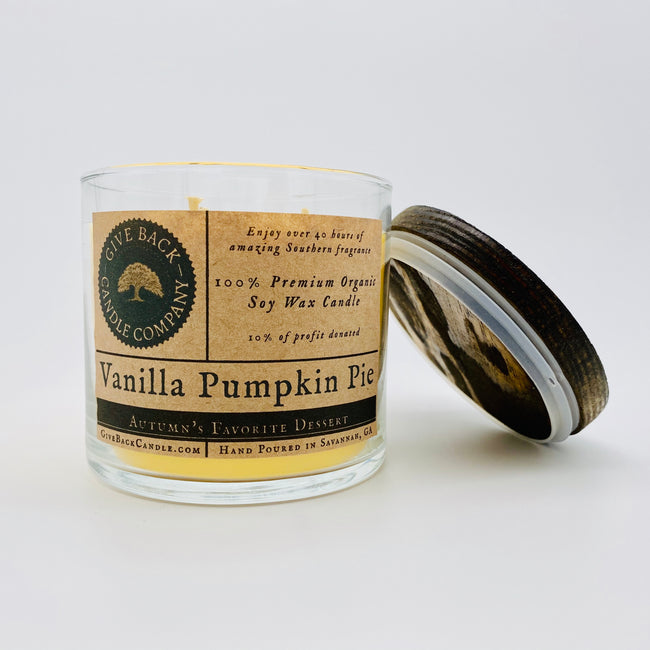 The Giveback Candle - A Southern Lifestyle Co.