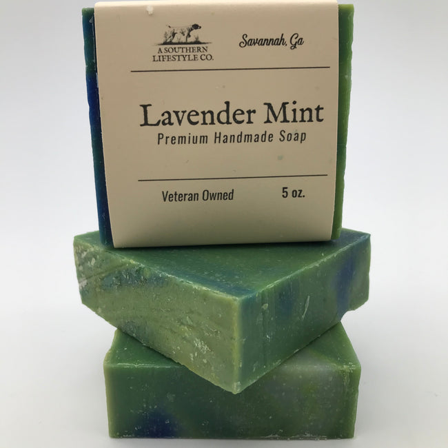 Premium Handmade Soap - A Southern Lifestyle Co.