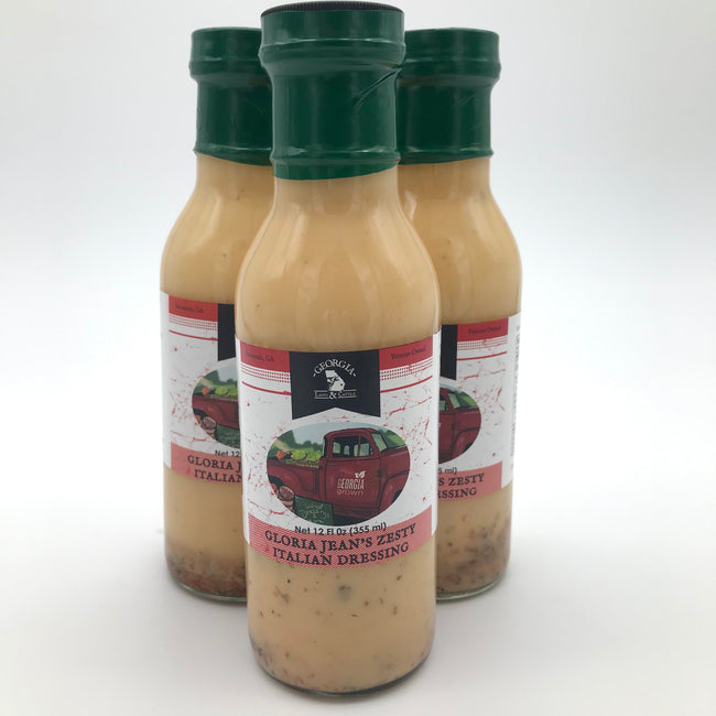 Gloria Jean's Zesty Italian Dressing - A Southern Lifestyle Co.