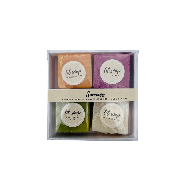 Lil Soap Set - A Southern Lifestyle Co.