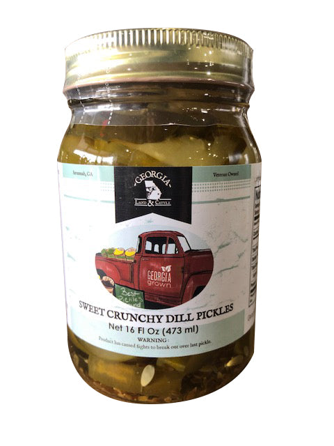 georgia-land-cattle - Kinda Fancy Pickles - Consumables