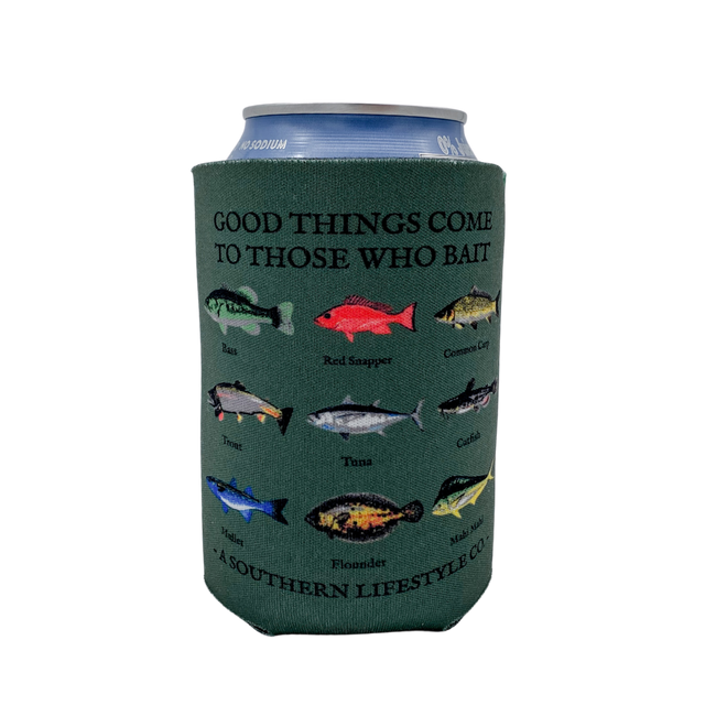 Those Who Bait Koozie - A Southern Lifestyle Co.