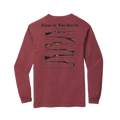 Guns of the South - LS Tee - A Southern Lifestyle Co.