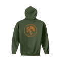 Circle Dog - Hoodie - A Southern Lifestyle Co.