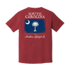 South Carolina Flag Shirt