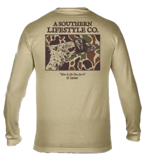 Bird Dog - LS Tee - A Southern Lifestyle Co.