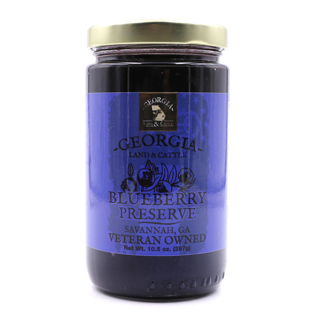 Blueberry Preserve - A Southern Lifestyle Co.