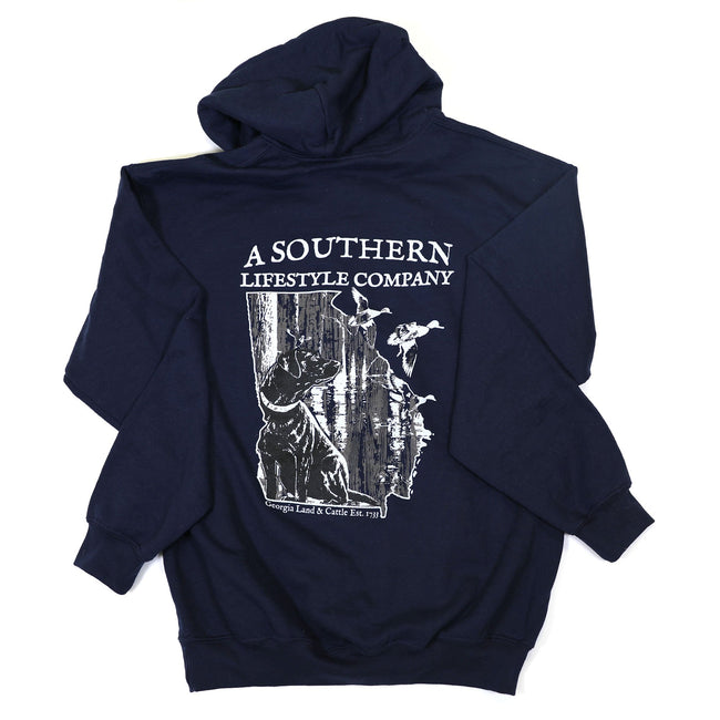 Duck Hunting - Hoodie - A Southern Lifestyle Co.