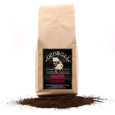 Chocolate Raspberry Coffee - A Southern Lifestyle Co.