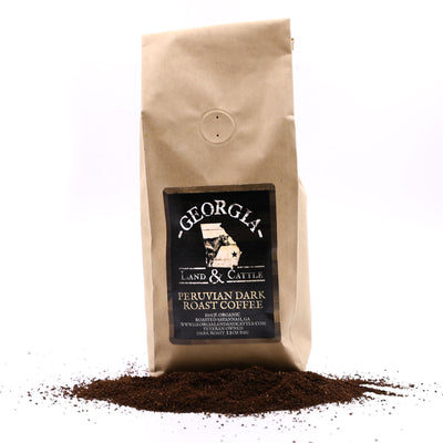 Peruvian Dark Roast Coffee
