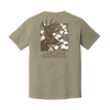 Deer in Cotton Tee - A Southern Lifestyle Co.
