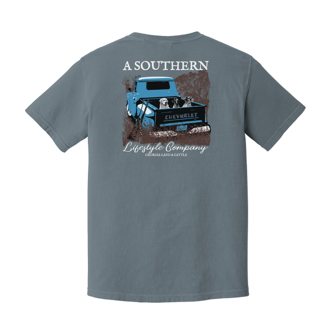 Dad's Old Truck Tee - A Southern Lifestyle Co.
