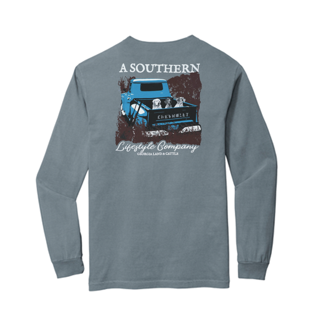 Dad's Old Truck - LS Tee - A Southern Lifestyle Co.
