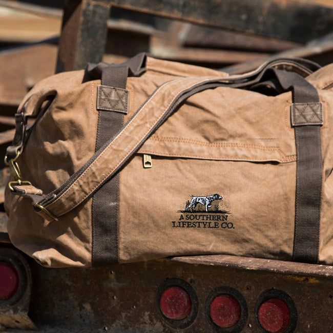 DriDuck Weekender Bag - A Southern Lifestyle Co.