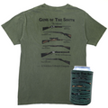 Guns of the South Tee & Koozie - A Southern Lifestyle Co.