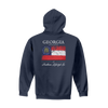 Georgia Proud - Hoodie - A Southern Lifestyle Co.