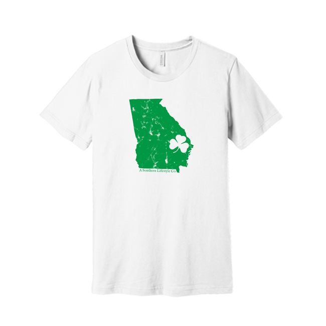 Georgia Luck Tee - A Southern Lifestyle Co.