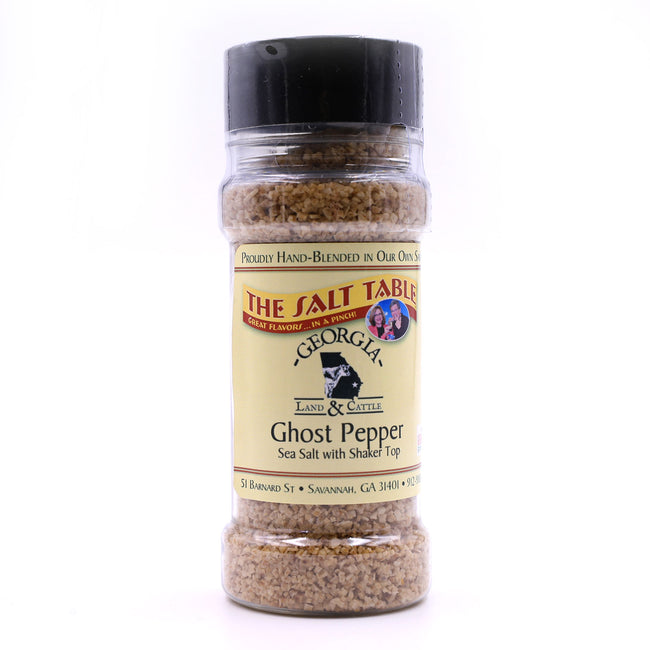 GL&C - Ghost Pepper Sea Salt - A Southern Lifestyle Co.