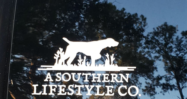 Southern Lifestyle Decal / Sticker - A Southern Lifestyle Co.