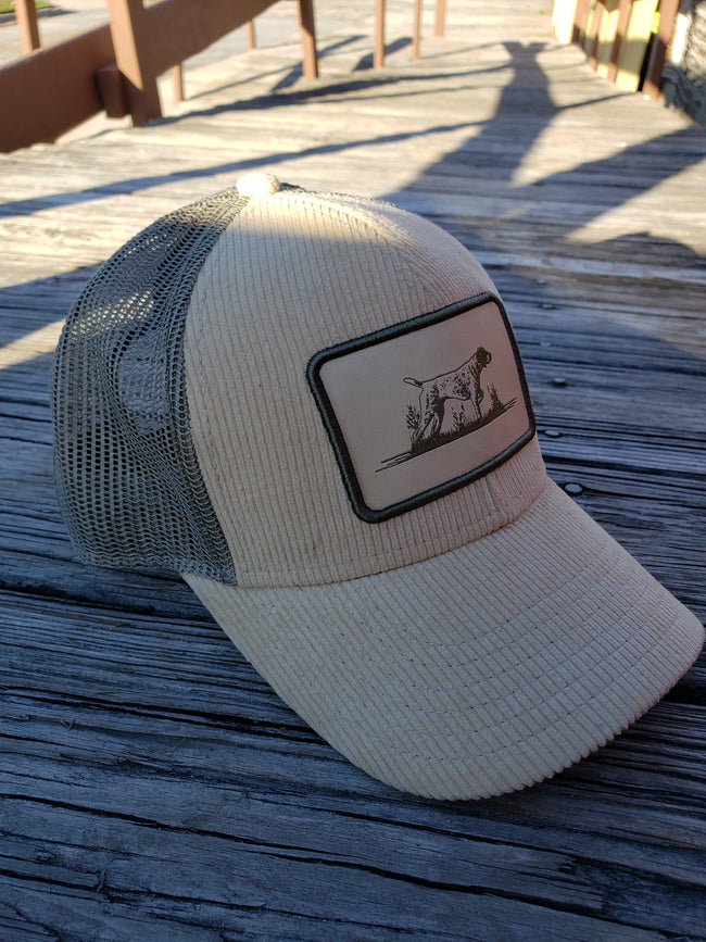 Corduroy Trucker Hat - A Southern Lifestyle Co.