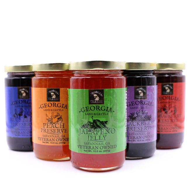 GL&C - Jelly & Preserves - A Southern Lifestyle Co.