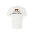 The Leopard Logo SS Tee - A Southern Lifestyle Co.