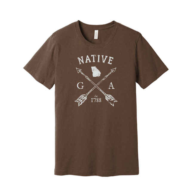 Georgia Native Tee - A Southern Lifestyle Co.