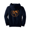 Circle Dog - Kids Hoodie - A Southern Lifestyle Co.
