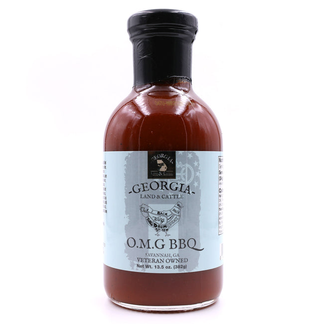 OMG BBQ Sauce - A Southern Lifestyle Co.