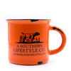Campfire Coffee Cup - A Southern Lifestyle Co.