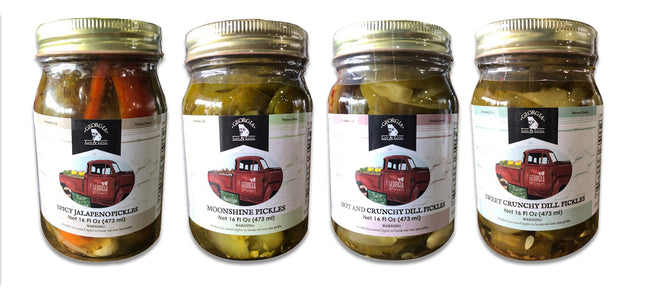 GL&C - Kinda Fancy Pickles - A Southern Lifestyle Co.