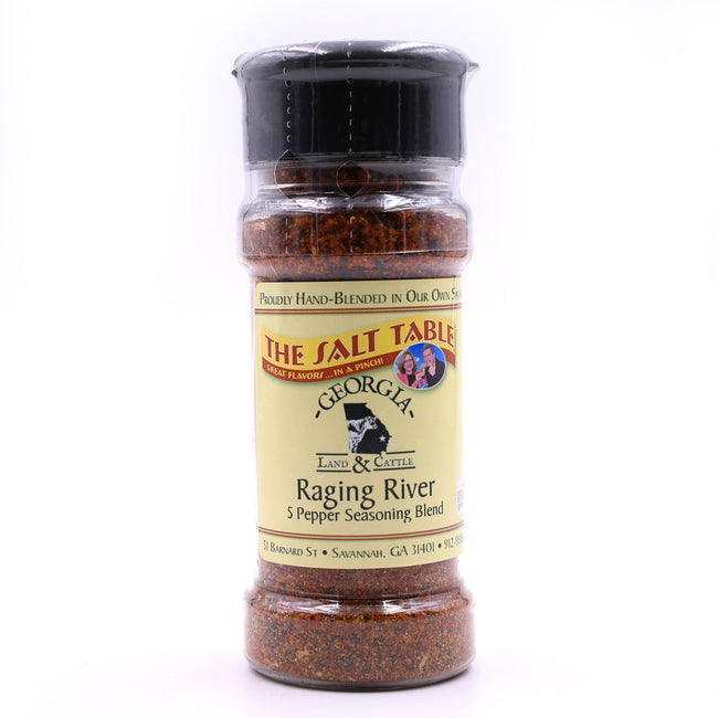 Raging River 5 Pepper Seasoning Blend