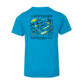 Southern Fishing - Kids Tee - A Southern Lifestyle Co.