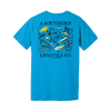 Southern Fishing Tee - A Southern Lifestyle Co.