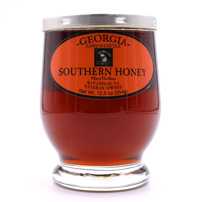 GL&C - Orange Blossom Honey - A Southern Lifestyle Co.