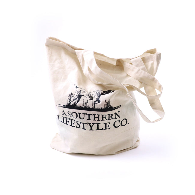Organic Tote Bag - A Southern Lifestyle Co.