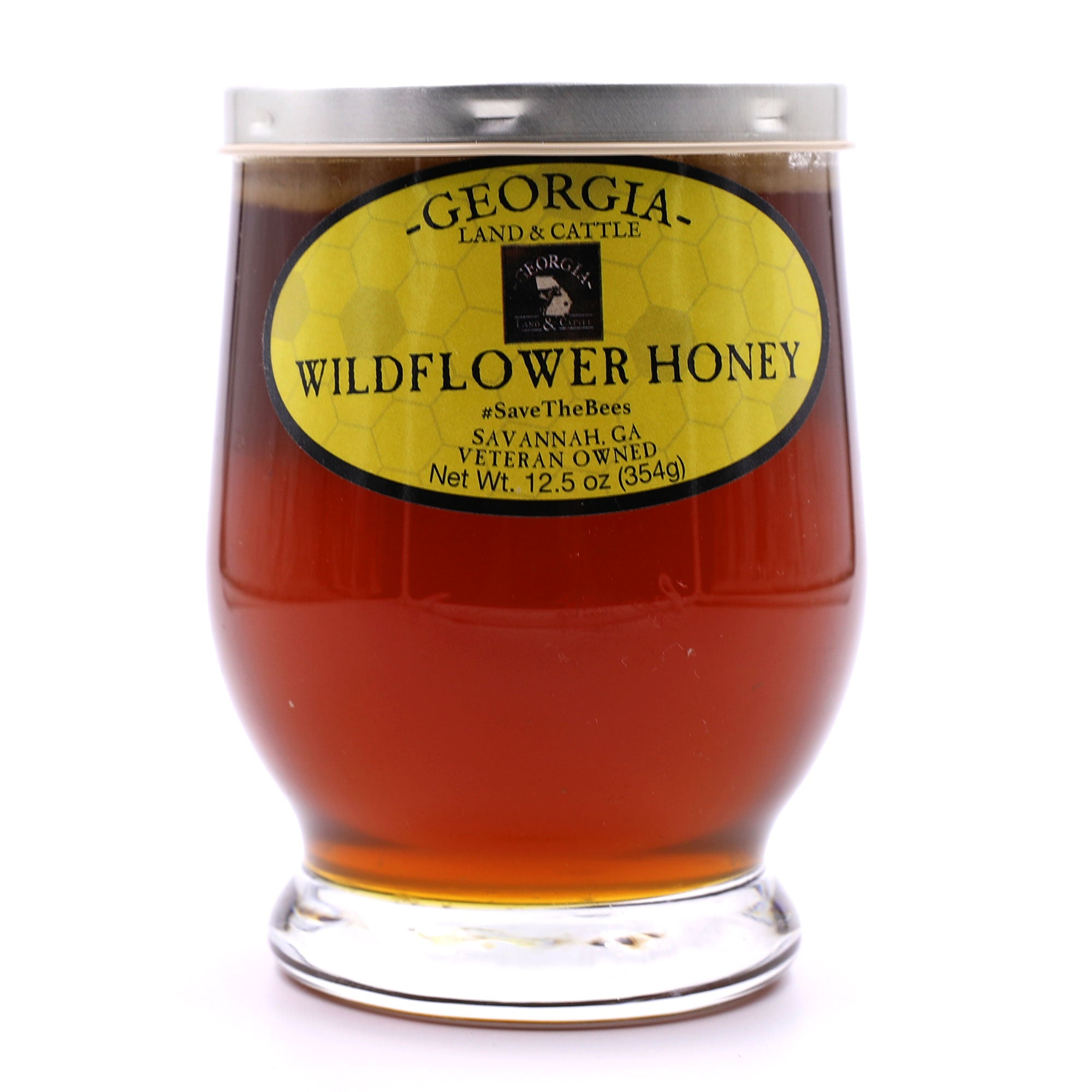 Wildflower Honey (12 oz)