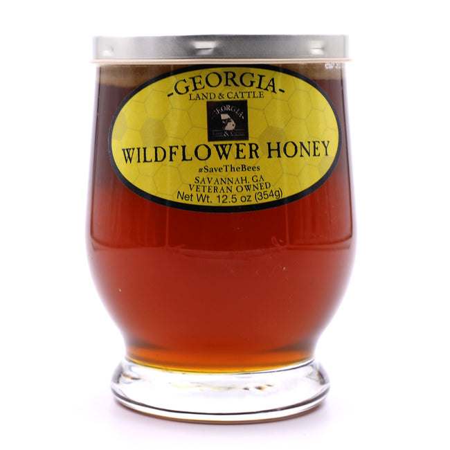 GL&C - Wildflower Honey - A Southern Lifestyle Co.
