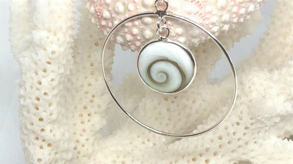 Shiva Eye Seashell Jewellery