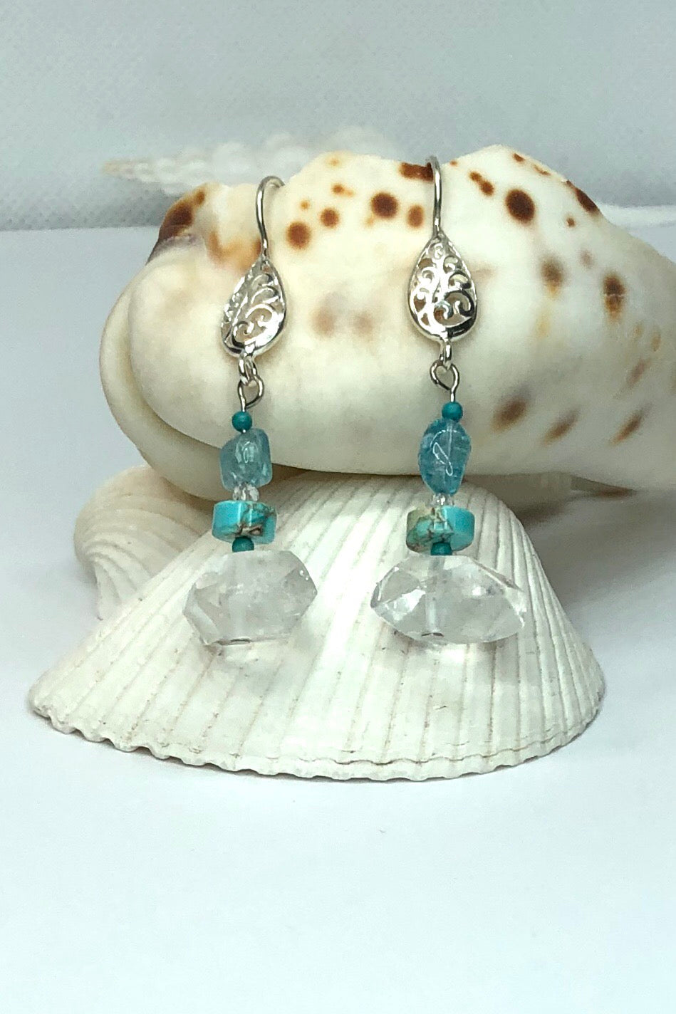 Earrings Serendipity Crystal Fairy