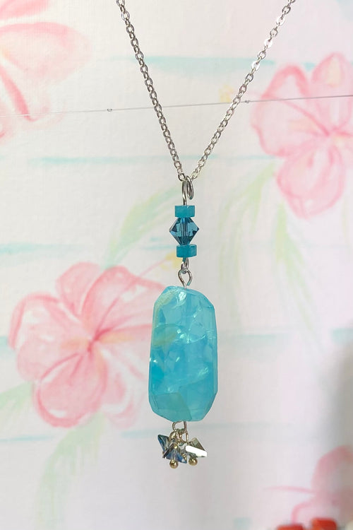 Pendant Cay Water Stone