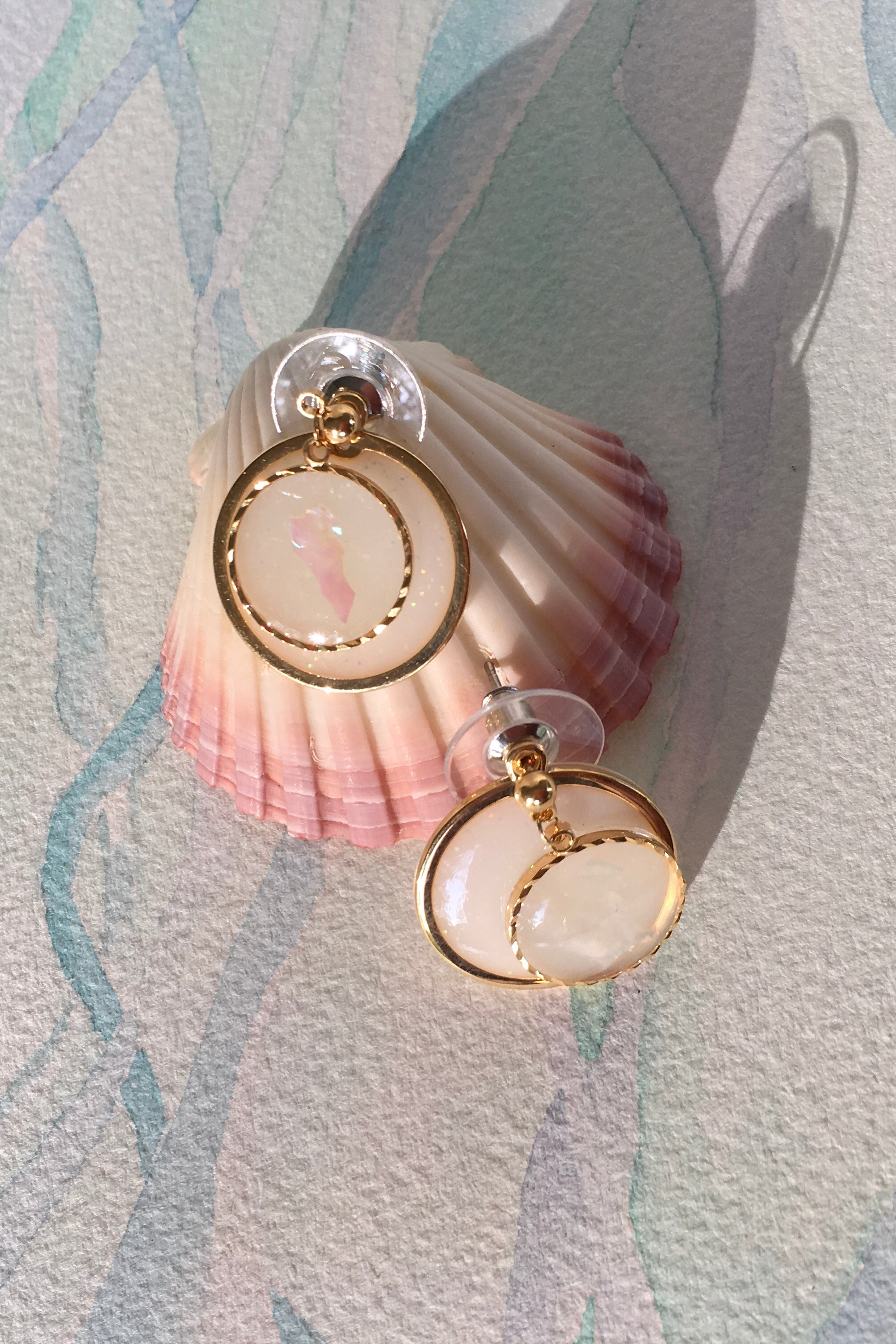 Earrings Opalescent Chic