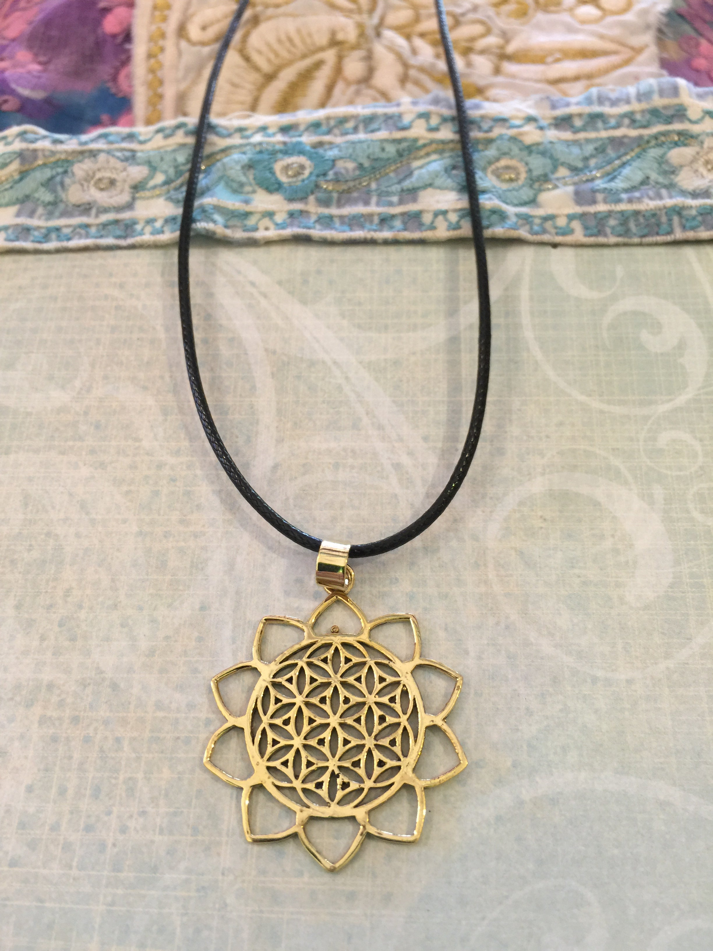 Pendant Dream Flower