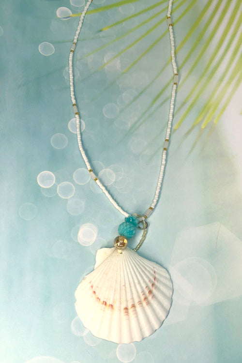 Pendant Cay Pineapple Sea shell