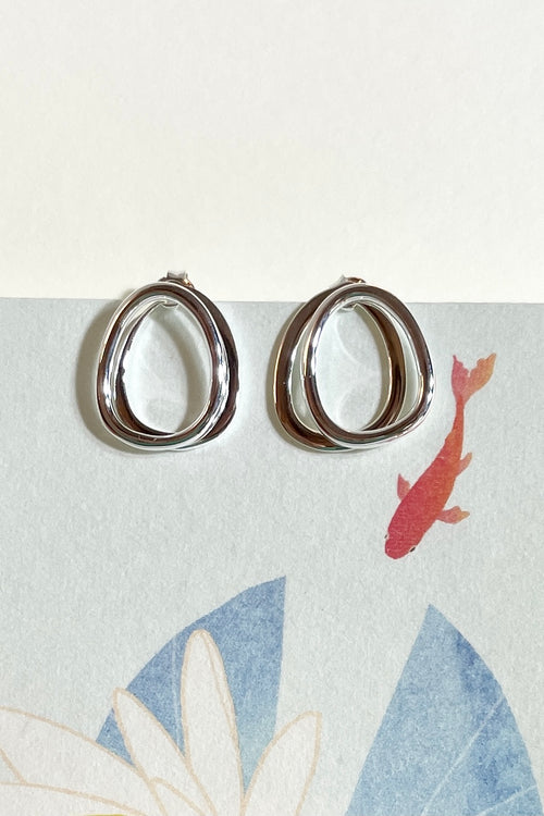 Earrings Tiny Stud So Chic in 925 Silver