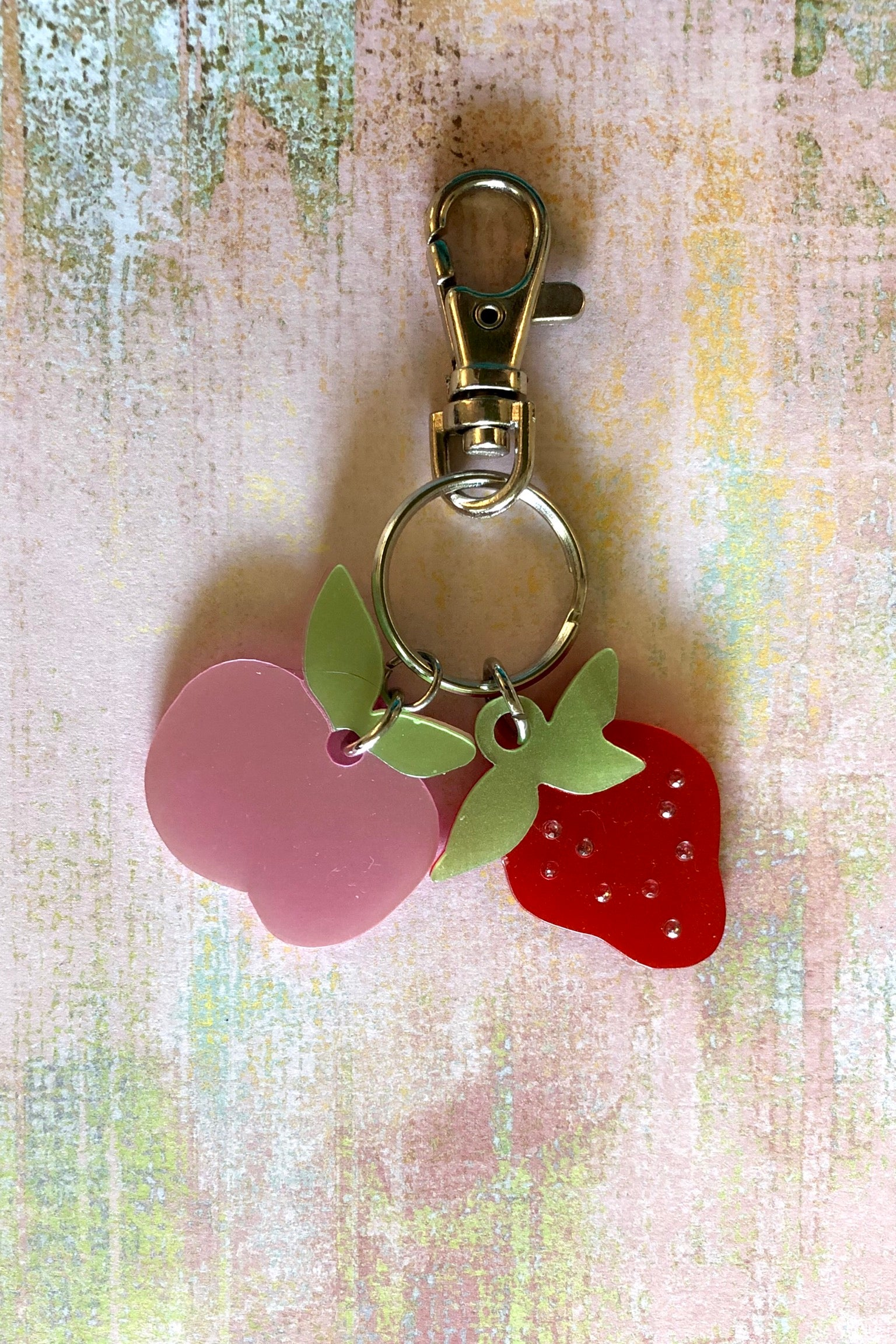 cute keyring tiki fruit can make the perfect gift,