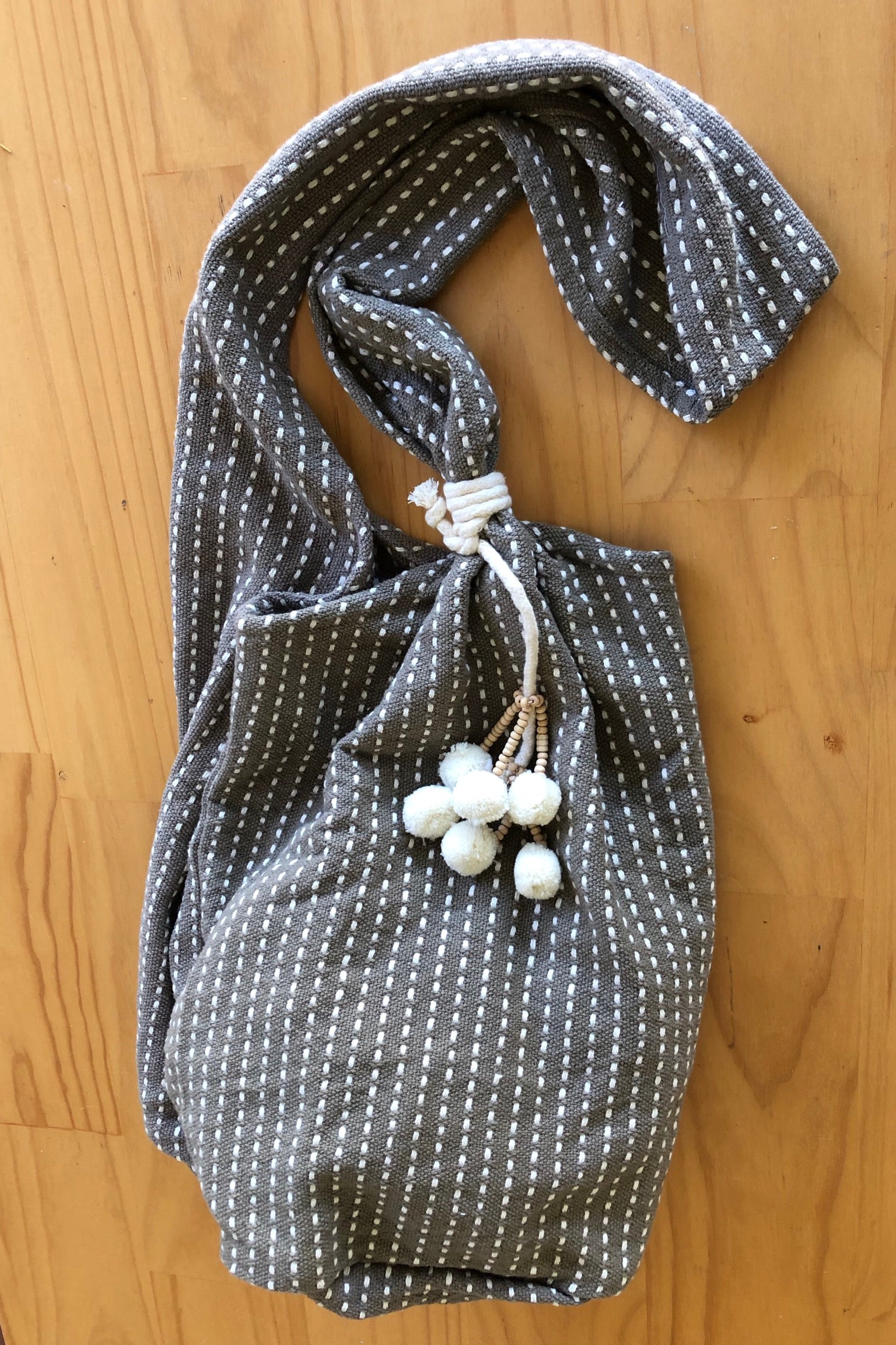 Bag Paloma Market Natural Weave