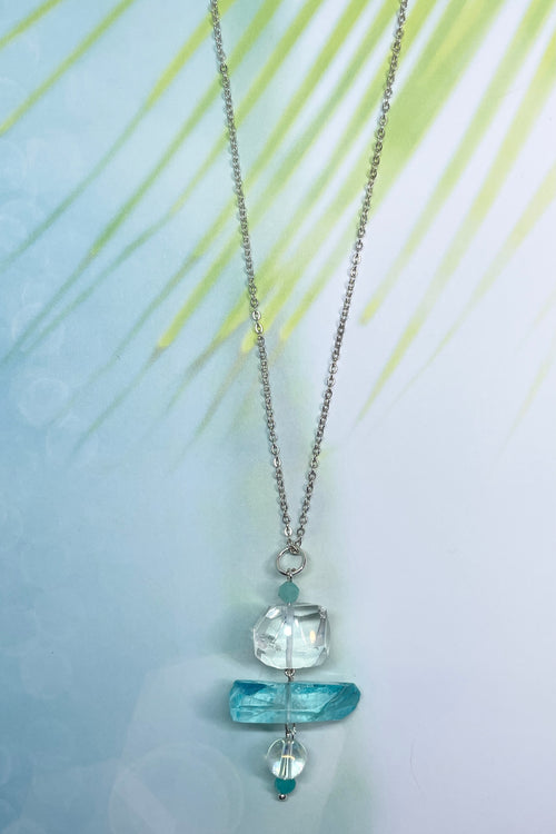 Pendant Serendipity Blue Rock
